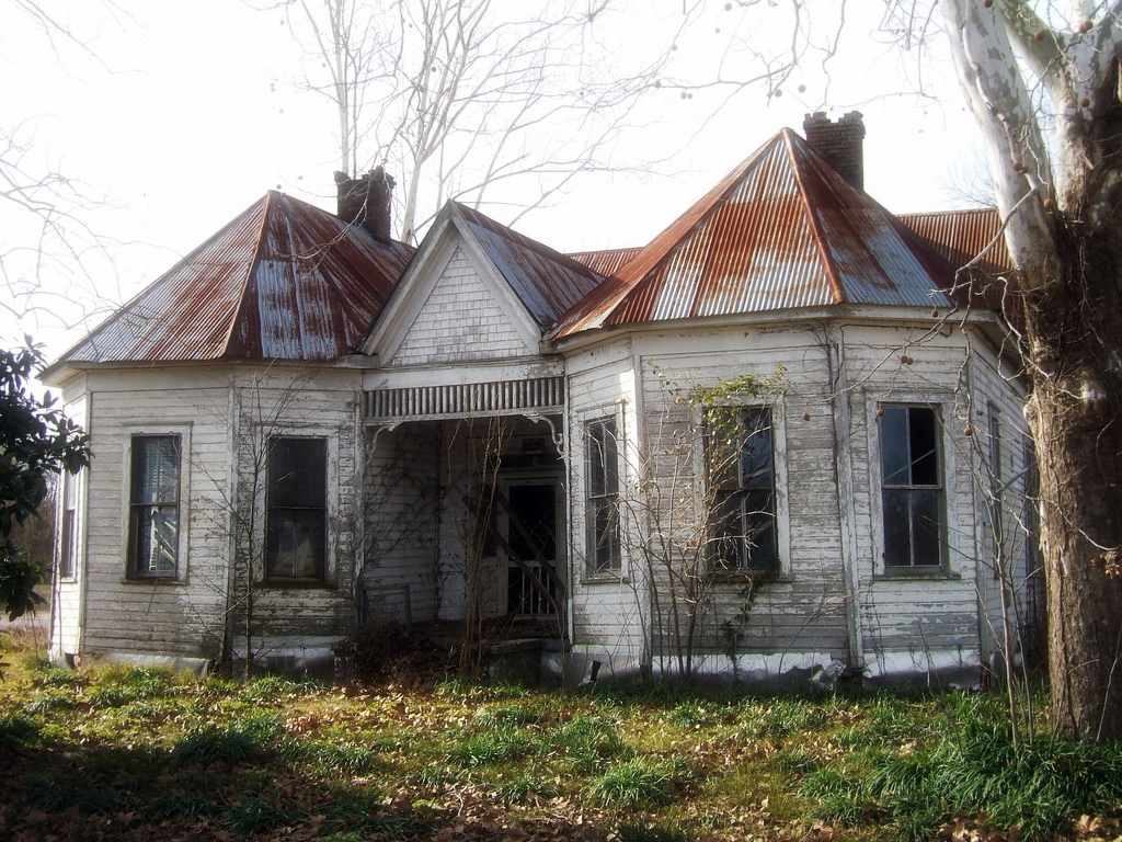 100 year old house renovation